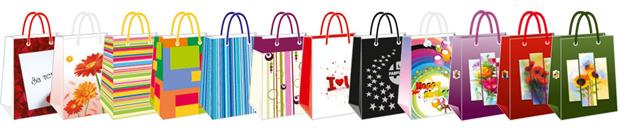 Хартиени торби – СЕРИЯ ИКОНОМИЧНИ
